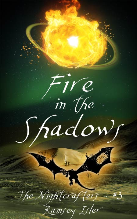 Fire in the Shadows - The Nightcrafters Trilogy Book 3