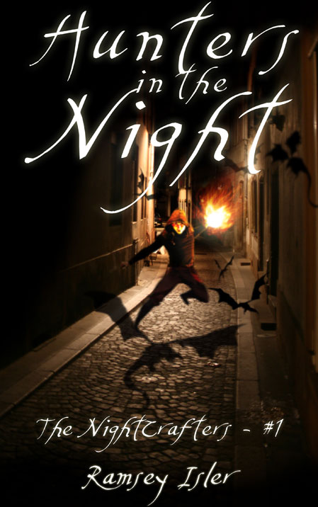 Hunters in the Night - The Nightcrafters Book 1